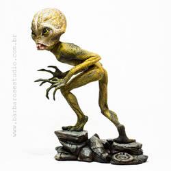 Alien by Cleytonoliveira