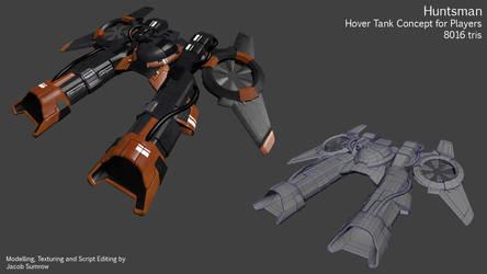 Huntsman by Scorpiu5