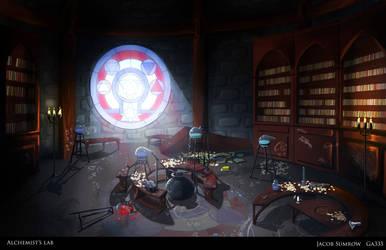 Alchemist's Lab by Scorpiu5