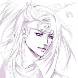 Deidara (Naruto) by Levelanix