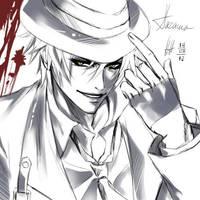 Hazama by Levelanix