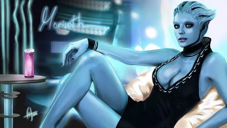 Mass Effect - Morinth by Levelanix