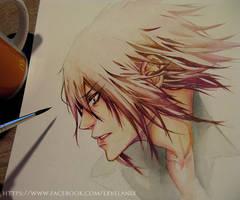 Sasuke by Levelanix