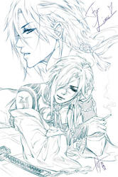 Koujaku - dmmd by Levelanix