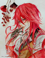 Grell Sutcliff - Black Butler by Levelanix