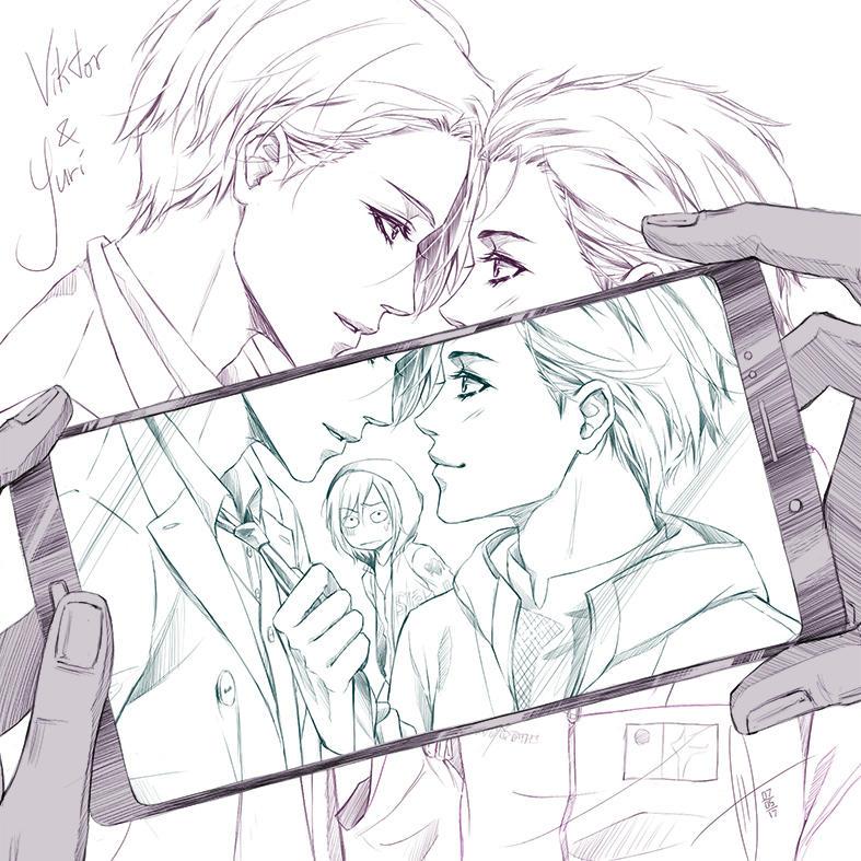 Yuri On Ice II by Levelanix