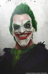 Joker by murtazasaeed