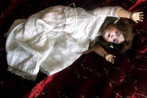 Doll posing 4 by fallen-again-stock