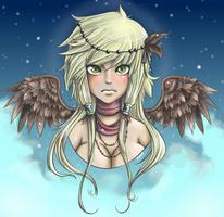 Eternal Goddess Frigg by xxsymmetryxx