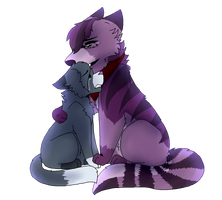 I'm Here [Gift] by ScarletWolfFire