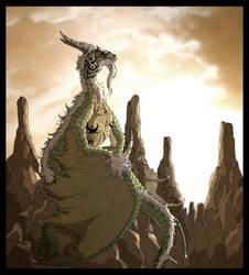 Elder Dragon by ProSoul