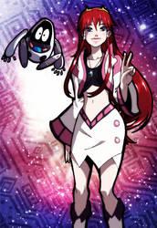 Dita and Pyoro by ProSoul
