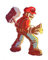 Mario Mario by ProSoul
