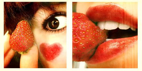 Strawberry Dream by assica