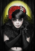 Dia de los Muertos by Autonoe