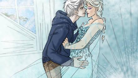 Cold Kiss by IlMostroDeiDesideri