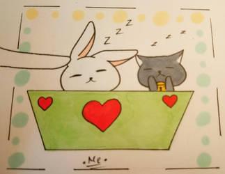 Doodle by Mekayumi
