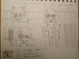 Sketch Comic (unfinished) by Mekayumi