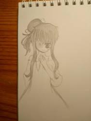 Small sketch by Mekayumi