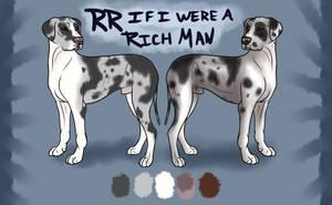RR If I Were A Rich Man by galianogangster
