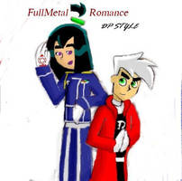 Danny+Sam as Ed+Roy by abby-angie