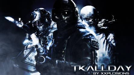 tKAllDay - Let's Go! by Xxplosions
