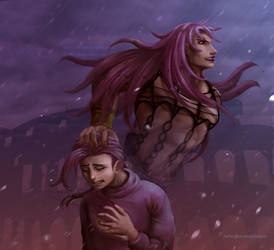 His name is Diavolo by ElendichElipse