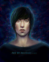 Portrait by AkubakaArts