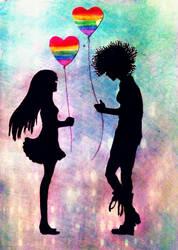 Same love. by ArtNoobly