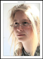 Astrid: Portrait in class by sirlatrom