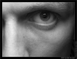 Eye contact by sirlatrom