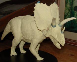 Pentaceratops w.i.p. by Gorgosaurus