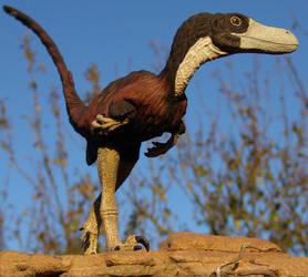 Watch it... by Gorgosaurus