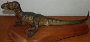 A passing away... by Gorgosaurus