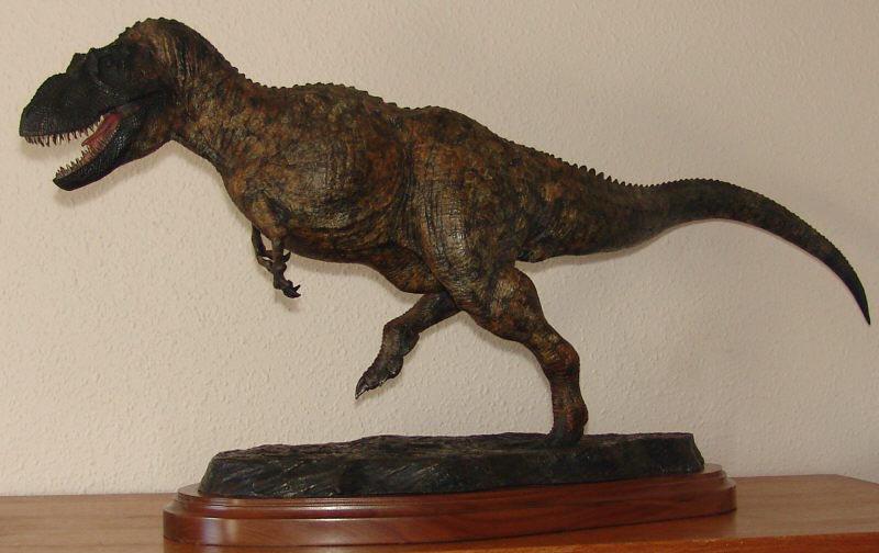 Daspletosaurus by Gorgosaurus