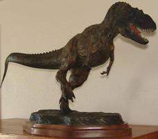 Daspletosaurus torosus by Gorgosaurus