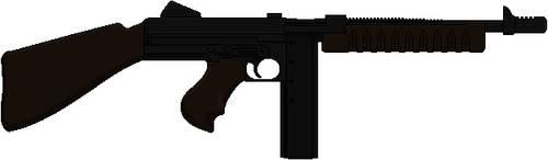 Thompson M1946 by Hybrid55555