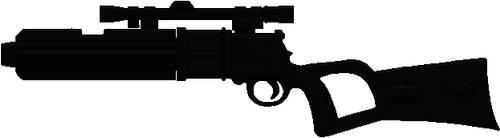 BlasTech EE-3 Blaster Carbine by Hybrid55555