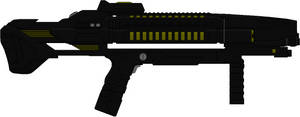 Type 3 Phaser Rifle (2256) by Hybrid55555