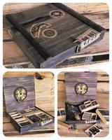 Elder Sign (Custom Box) by ryoshi-un