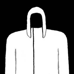 Man In Hood by floatyboaty