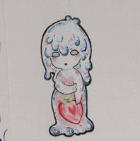 Sweetling Mascot - Mocchi by Jellyfish-Magician