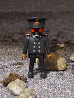 Hellboy Playmobil - Kroenen by JakobWestman