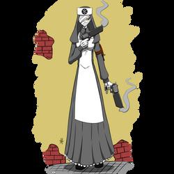 The Headmaster by masterzoroark666