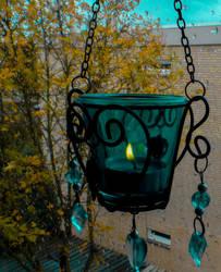 Autumn Shelter by Stilleschrei