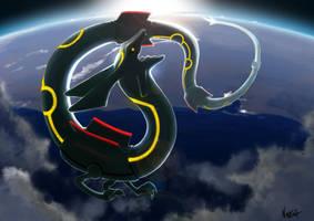 Jet Stream - Rayquaza - by Nanasschevelu