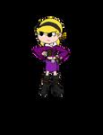 Pirate Mandy by Basher-the-Basilisk