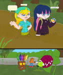 Trouble in Paradise 2 by Basher-the-Basilisk