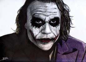 quick Joker by rockedgirl