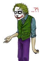 joker doodles- stuff01 colored by rockedgirl